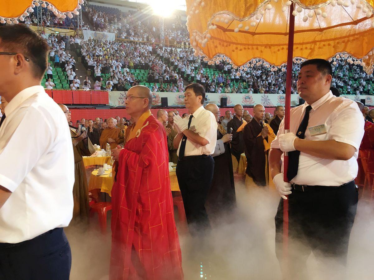 新北市佛教會理事長淨耀大和尚
